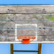 Stock Photo: Hoop Basketball