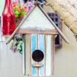Bird house — Stock Photo #42218659