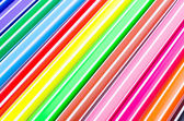 Color pens texture — Stock Photo