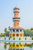 Tower in bang pa — 图库照片