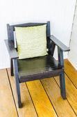 Wood chair — Stock Photo