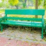 Bench park — Stock Photo #43012785