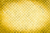 Gold tile texture — Foto de Stock