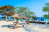 Pattaya beach — Foto Stock