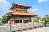 Chinese temple in Thailand — Stock Photo