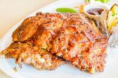 Bistecca di costole bbq — Foto Stock