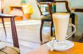 Latte Coffee  — Foto Stock