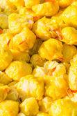 Dumplings texture — Foto Stock
