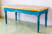 Tavolo in legno — Foto Stock