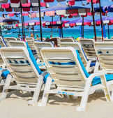 Playa tropical de la isla de Koh larn — Foto de Stock