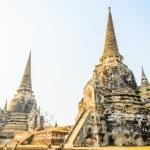 Wat Phra Si Sanphet temple — ストック写真