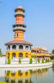 Torre en bang pa-en palacio — Foto de Stock