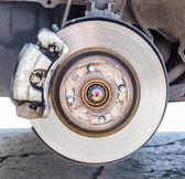 дисковые тормоза — Стоковое фото