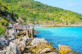 Koh larn beach island — Stock Photo