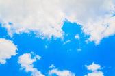 Облака неба — Стоковое фото