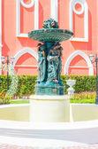 Fountain italy style — Stock Photo