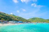 島ラーン ビーチ島 — ストック写真