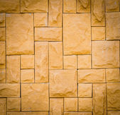 石の壁の背景テクスチャ — ストック写真