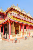 Chinese temple in bang pa-in at ayutthaya Thailand — ストック写真