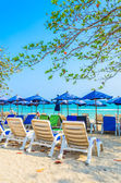 Pattaya beach — ストック写真