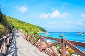 Koh larn beach island at Pattaya Thailand — ストック写真