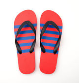 Isolated slippers flip — Stock Photo