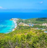 Koh larn island tropical beach in pattaya city Thailand — Foto Stock