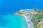 Koh larn ön tropical beach i pattaya city thailand — Stockfoto