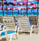 Koh larn island tropical beach in pattaya city Thailand — Photo
