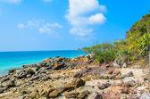 Praia de pattaya — Foto Stock