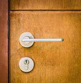 Dörrhandtag — Stockfoto