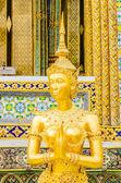 Smaragdgrünen Tempel in thailand — Stockfoto