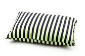 Μαξιλάρι απομονωθεί λευκό φόντο孤立的枕头白色背景 — 图库照片