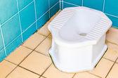 Brudna toaleta — Zdjęcie stockowe