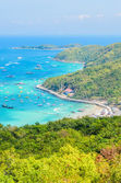 Koh larn island in pattaya Thailand — Stock Photo