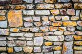Stone wall background texture — Stock Photo