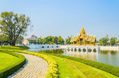 Architecture Bang pa in palace thailand — Photo