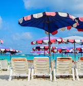 Koh larn praia ilha tropical na cidade de pattaya tailândia — Fotografia Stock