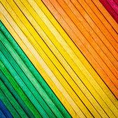 Kolorowy tekstury drewna — Zdjęcie stockowe