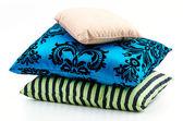 Travesseiro isolado — Fotografia Stock