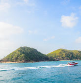 Island in Thailand — Stock Photo