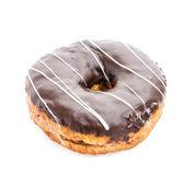 Donut isolated on white background — Stock Photo