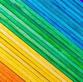 Kolorowe drewniane tekstura tło — Zdjęcie stockowe