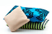 Isolated pillow — Stock Photo