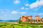 Tuscany House — Stock Photo