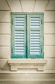 Wood windows — Zdjęcie stockowe