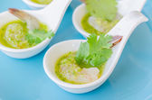 Shrimp in fish sauce — Stock fotografie