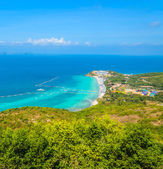 Koh larn island tropical beach in pattaya city — Foto Stock
