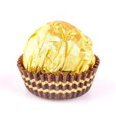 Chocolade bal — Stockfoto