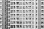 Windows office building background — Foto de Stock